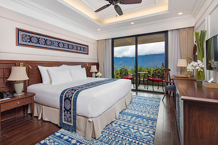 hotel luxe Sapa Silk Path Grand Resort & Spa