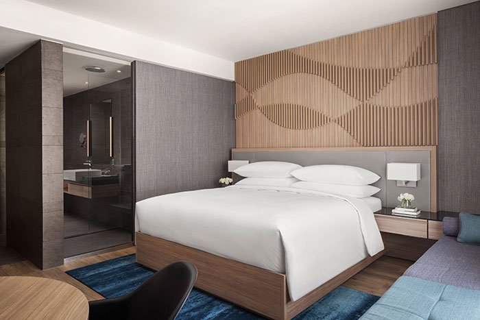 hotels de luxe phnom penh courtyard by marriott