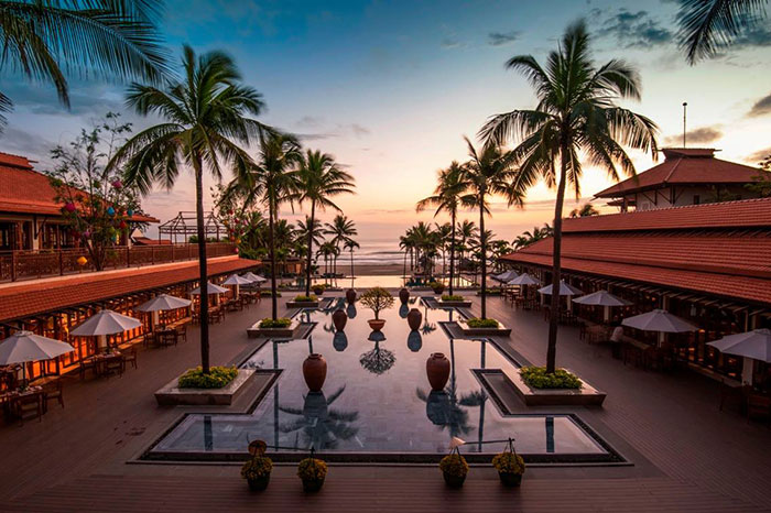 Top 10 hôtels luxe Da Nang Furama Resort