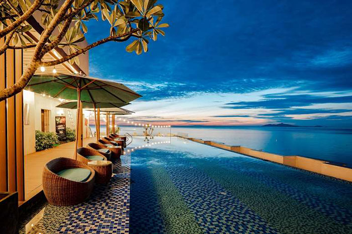 Top 10 hôtels luxe Da Nang Haian Beach