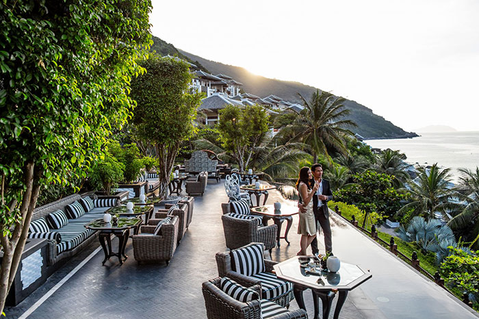 Top 10 hôtels luxe Da Nang Intercontinental