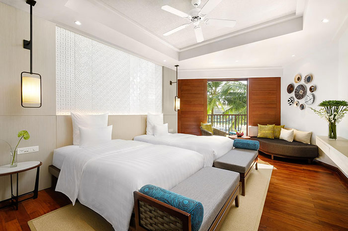 Top 10 hôtels luxe Da Nang Pullman Beach