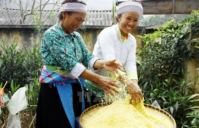 lac ba be vietnam cuisine locale