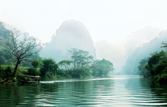 lac ba be vietnam excursion