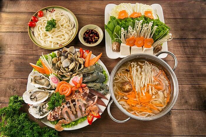 Spécialités culinaires sud Vietnam lâu
