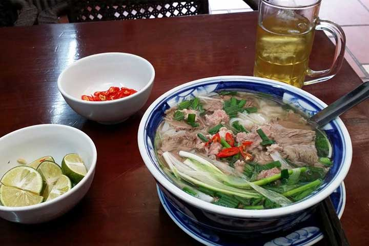 le pho top 10 plats hanoi