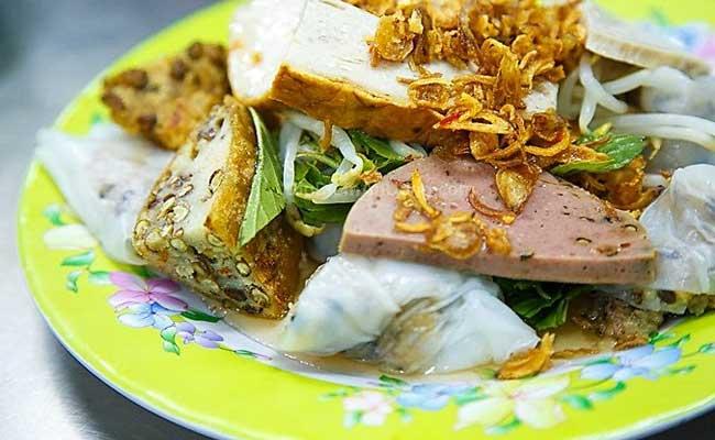 les banh cuon raviolis vietnamiens saigon