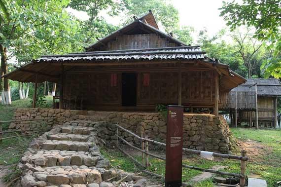 maison ethnie dao