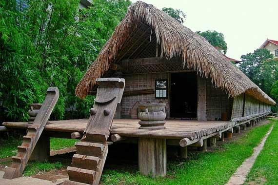 maison longue ethnie e de