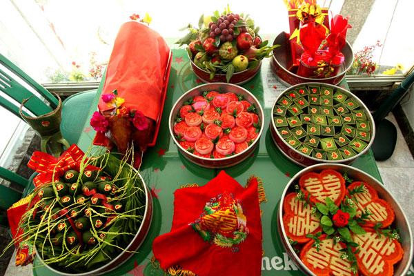 rencontres et les coutumes du mariage au Vietnam