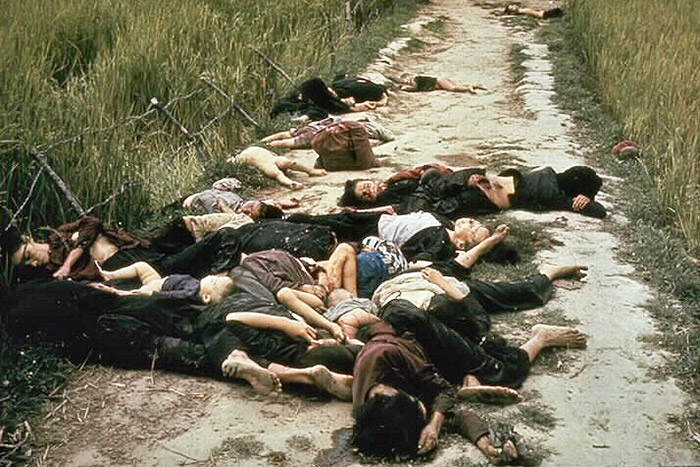 massacre my lai vietnam photo victimes