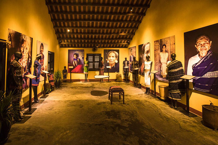 musee galerie precious heritage visiter hoi an