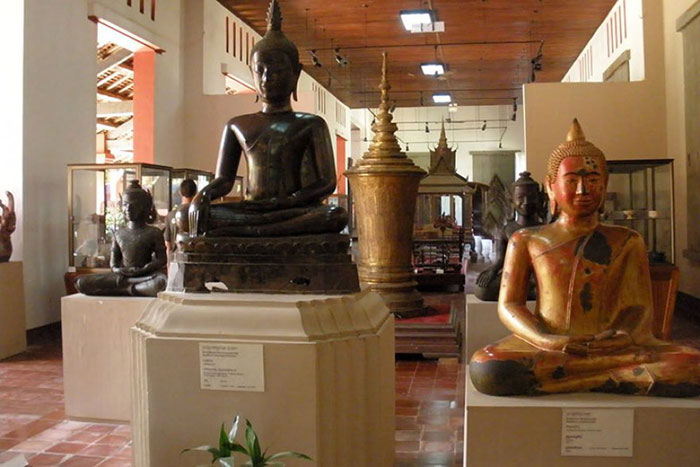 musée national cambodge collection bouddha
