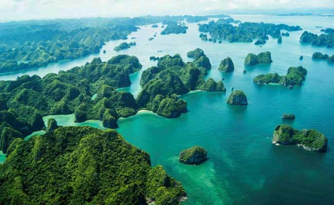 que visiter au vietnam baie halong