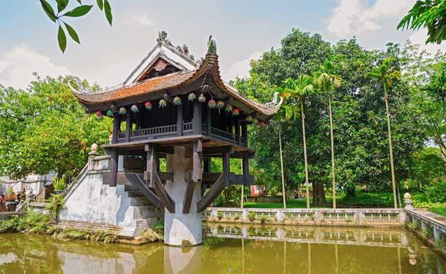 que visiter au vietnam hanoi