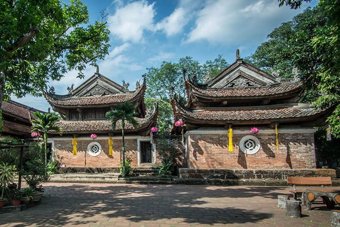 pagode tay phuong visiter alentours hanoi
