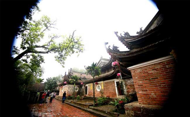 pagode tay phuong batiments visiter hanoi