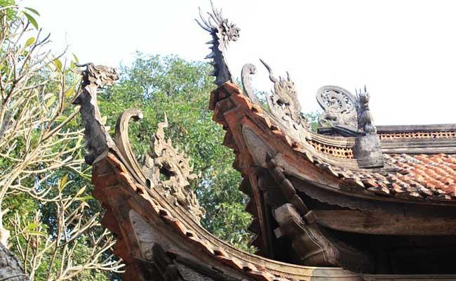 pagode tay phuong sculptures visiter hanoi