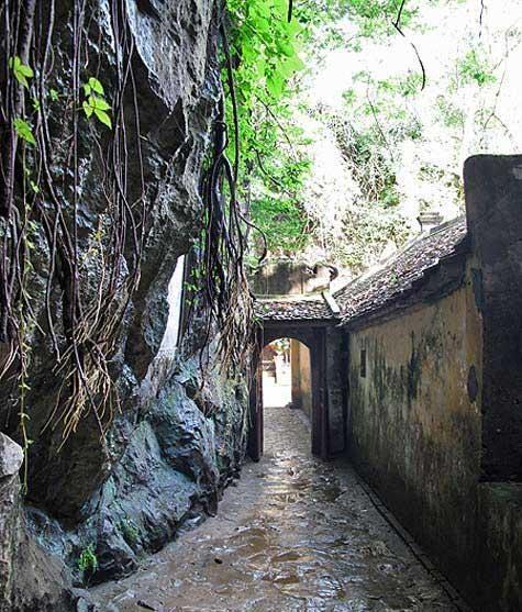 pagode thay chemin