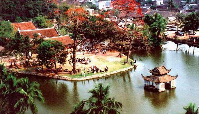 pagode thay panorama