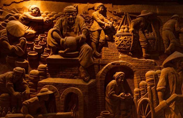 parc terra cotta hoi an village artisanal