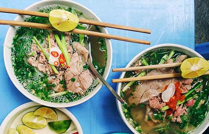 pho vietnamien restaurant hanoi