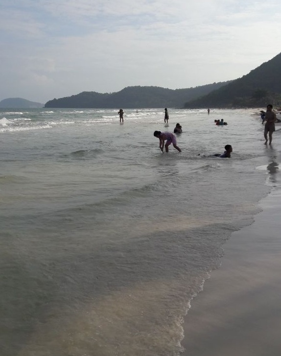 plage sao phu quoc sable