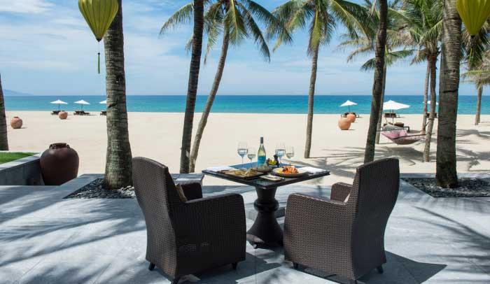 plage ha my resort