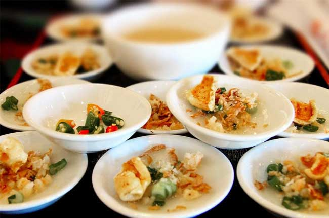 plat vietnamien banh beo hue