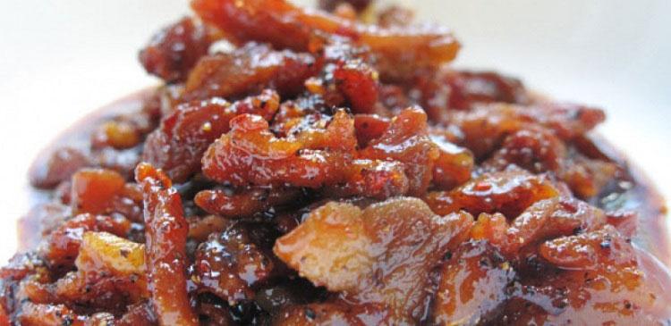 plats typiques de sapa viande au gingembre