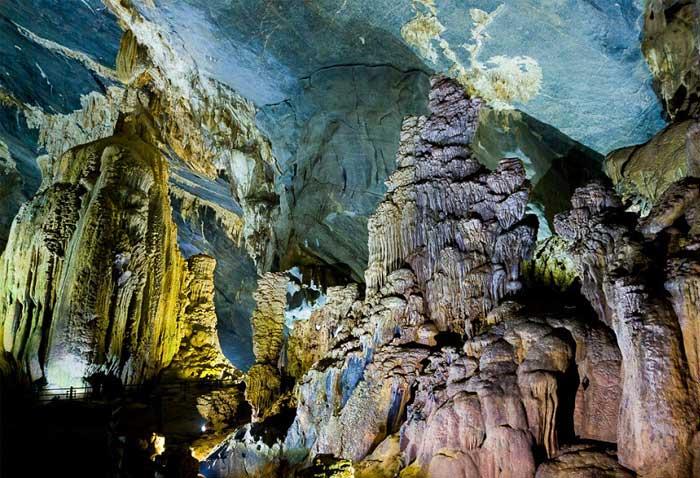 parc national phong nha ke bang grotte