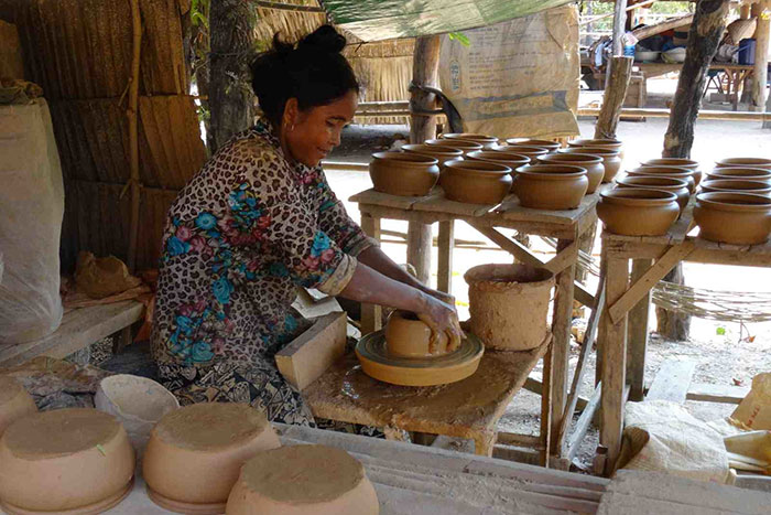 Que faire à Kampong Chhnang poterie