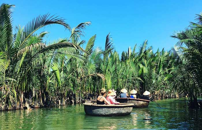 que faire a hoi an en 3 jours excursion foret nipas