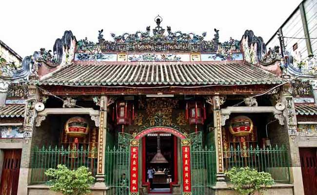 que visiter saigon 2 jours pagode quartier chinois