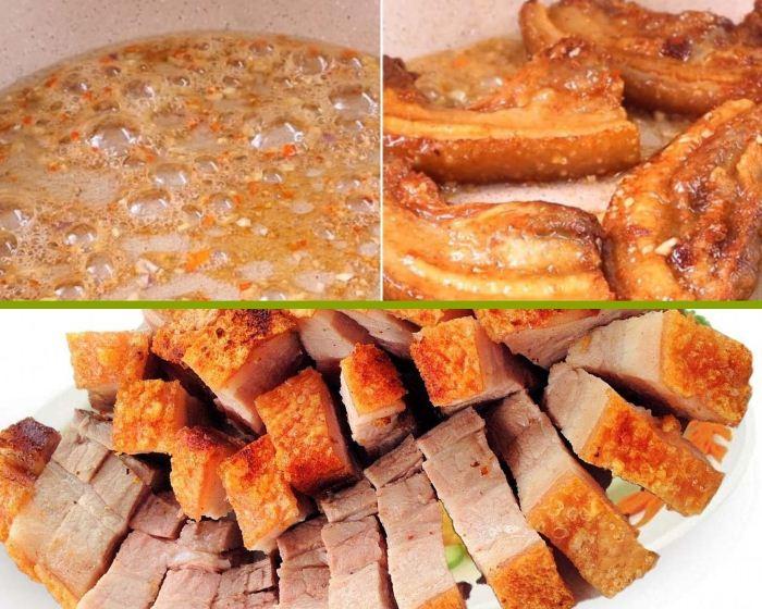 Recette du porc croustillant à la vietnamienne