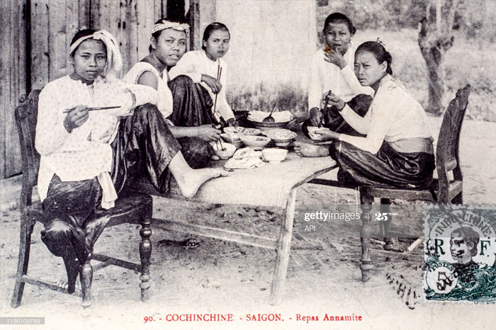 repas vietnam saigon