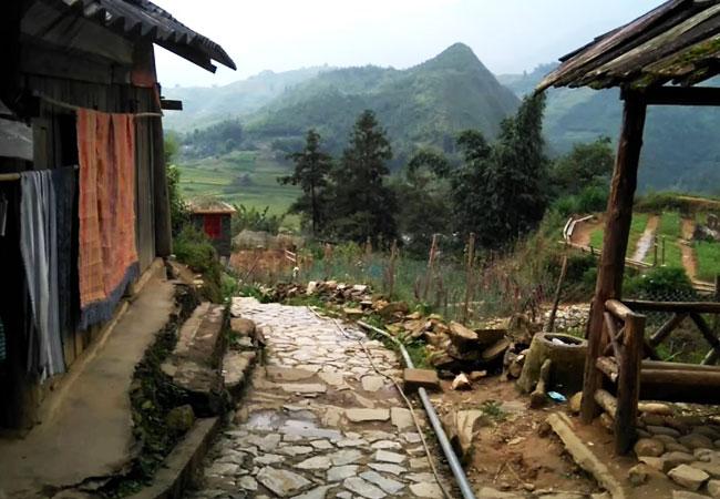 sapa vietnam village ethnique