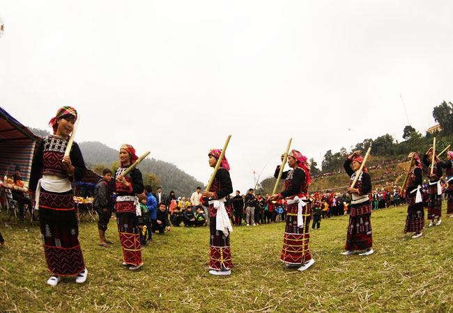 sapa vietnam trekking hameau ethnique