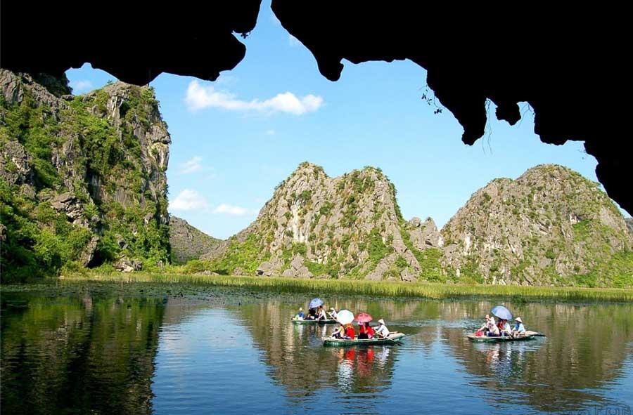 tam coc ninh binh grottes