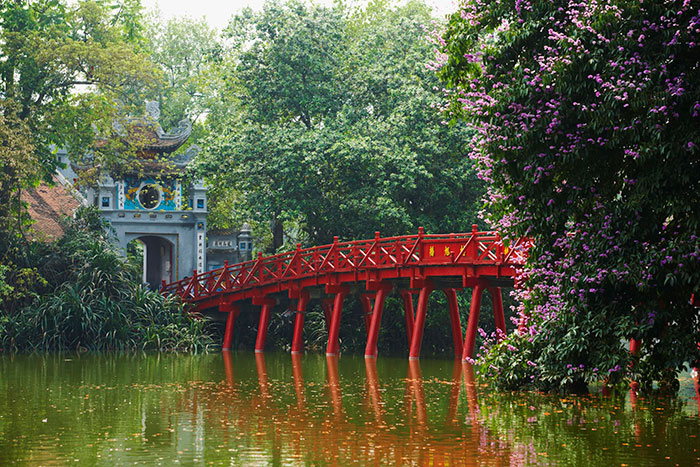 top 10 choses a faire a hanoi lac hoan kiem