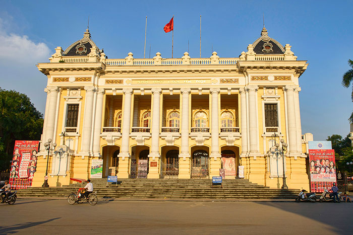 top 10 choses à faire à hanoi opéra