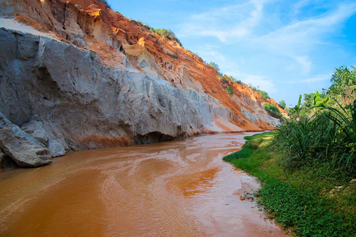 top 10 incontournables mui ne canyon