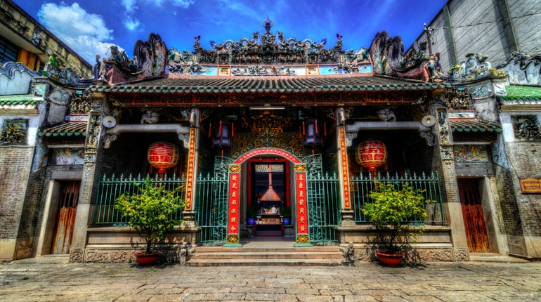 top 4 quartiers expatries vivre a saigon quartier chinois temple