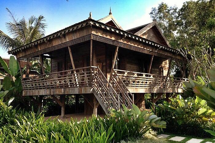 patrimoine architectural Cambodge tradition khmère