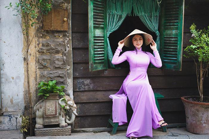 idées souvenirs Vietnam Vêtement sur mesure