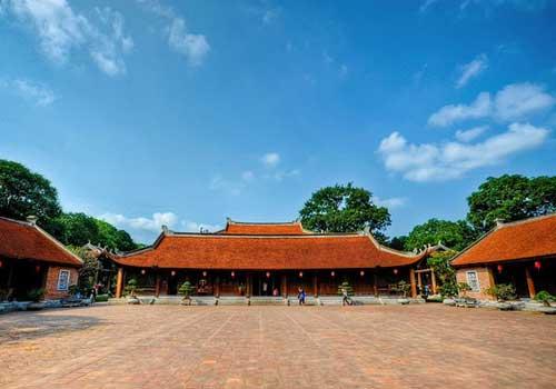 temple littérature maison thai hoc