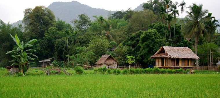 montagne mai chau vietnam