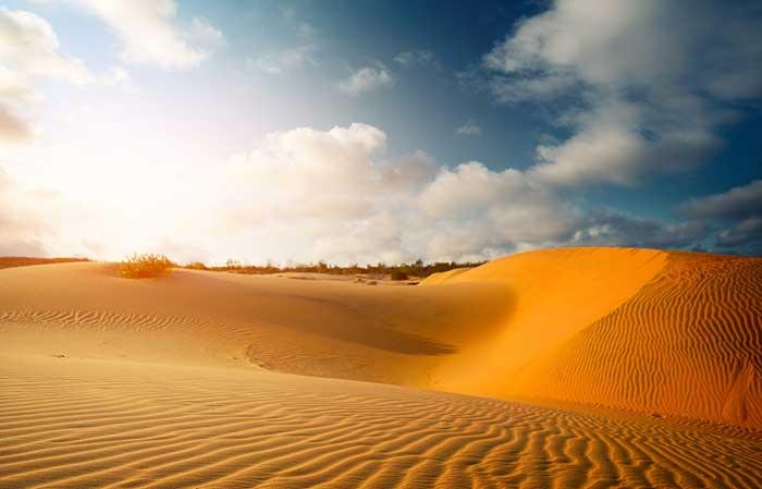 vietnam mui ne dune sable
