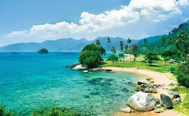 hoi an vietnam plage