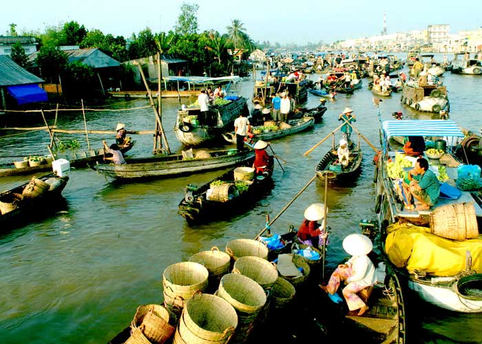 vietnam voyage solo delta mekong